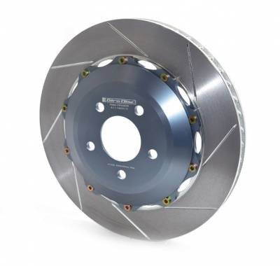 Brake Rotors Two-piece - Two-Piece Front Rotors - Girodisc - Girodisc A1-112 Ford FR500S 2pc Front Rotors