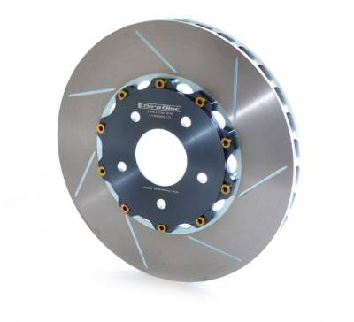 Featured Vehicles - Girodisc - Girodisc A1-008 Mitsubishi Evo 6 / 7 / 8 / 9 2pc Replacement Front Rotor