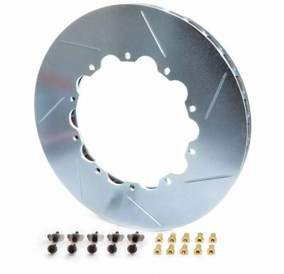 Brake Rotors Two-piece - Replacement Rings - Girodisc - Girodisc D1-047 Mitsubishi Evo X Front Replacement Rings