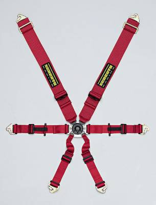 Interior / Safety - Safety Harness - 6 Point