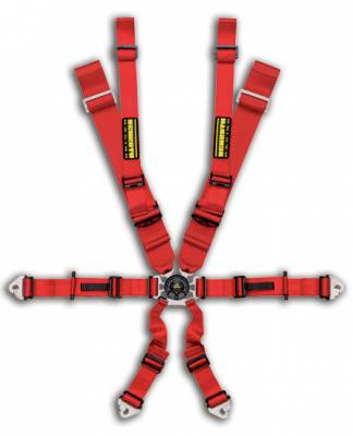 Interior / Safety - Safety Harness - 8 Point