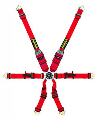 Interior / Interior Safety - Safety Harness - Hans Compatible