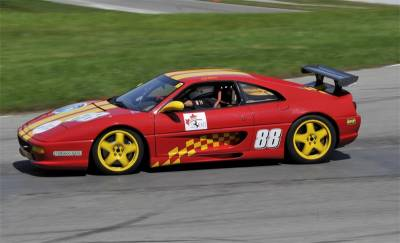 Featured Vehicles - Ferrari - 355