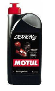 Motor Oil and Fluids - Transmission Fluid - Motul  - Motul DEXRON III - Technosynthese (2L/2.1Quart)