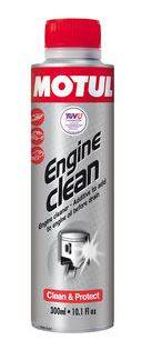 Motor Oil and Fluids - Engine Cleaner - Motul  - Motul ENGINE CLEAN AUTO (300mL/ 10.1fl.oz.)