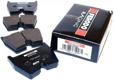 Featured Vehicles - Ferodo  - Ferodo DS2500 FCP1664H Audi Lamborghini Front Brake Pads