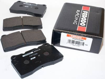 Featured Vehicles - Ferodo  - Ferodo DS2500 FCP1334H Front Brake Pads