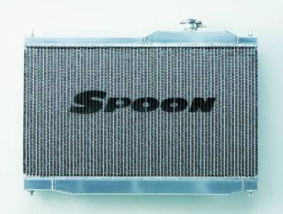 Cooling - Radiators  - Spoon Sports - Spoon Sports Aluminium Radiator Honda S2000