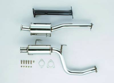 Exhaust - Catback Systems - Spoon Sports - Spoon Sports N1 Muffler Kit Honda S2000