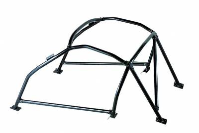 Featured Vehicles - Spoon Sports - Spoon Sports 7 Point Roll Cage Honda S2000