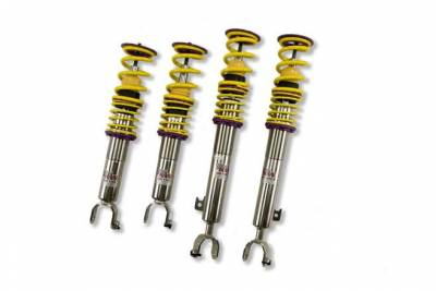 Featured Vehicles - Honda - KW Suspension - KW Coilover Kit V2 Honda S2000