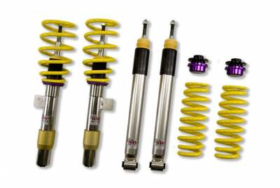 Suspension - Coilovers - KW Suspension - KW Coilover Kit V3 BMW M3 E92 Non-EDC