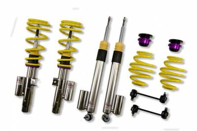 KW Suspension - KW Coilover Kit V3 BMW M3 E46