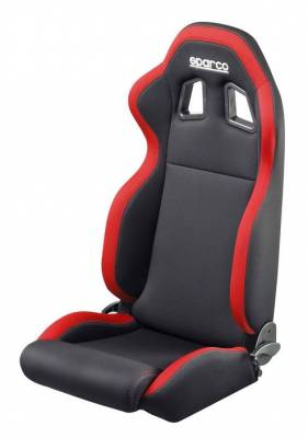 Interior / Interior Safety - Racing Seats - Reclinable Seats