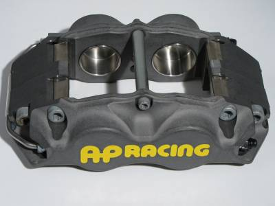 Shop by Category - Braking - AP Racing - AP Racing 4-Piston Front Big Brake Sprint Kit Subaru BRZ / Scion FR-S / Toyota GT86