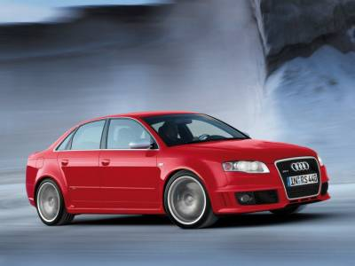Featured Vehicles - Audi  - RS4