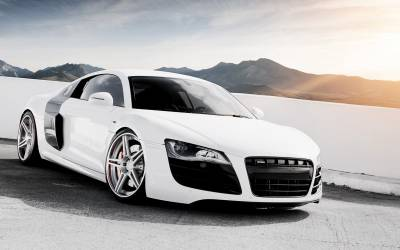 Featured Vehicles - Audi  - R8