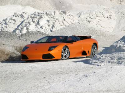 Featured Vehicles - Lamborghini  - Murcielago