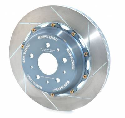 Shop by Category - Braking - Girodisc - Girodisc A1-097 Lamborghini Murcielago Late (8/4 Pot) 2 Piece Front 380mm Rotors