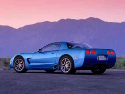 Featured Vehicles - Chevrolet - Corvette C5 Z06