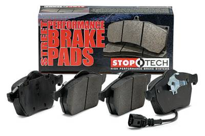 Featured Vehicles - StopTech - StopTech Street Performance Pads Front Scion / Subaru FR-S/ BRZ