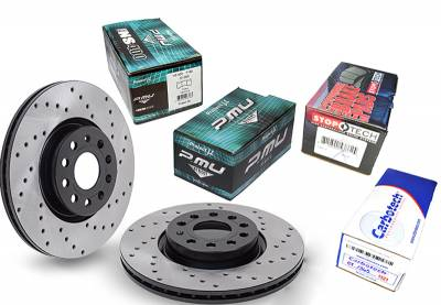 Shop by Category - Braking - Brake Packages