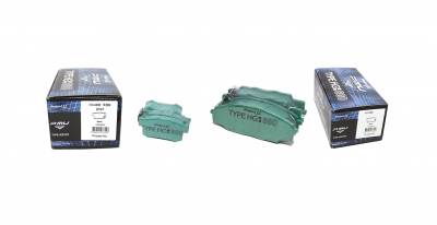 Featured Products - Project Mu  - Project Mu HC+800 Intergra Type R Brake Pad Package