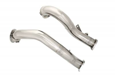 Shop by Category - Megan Racing - Megan Racing Downpipe BMW E82 135i 08-10 / 1M 2011 N54