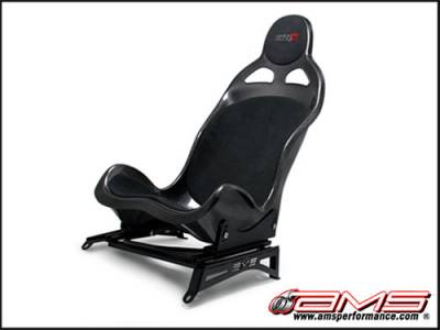 Shop by Category - AMS  - AMS Nissan R35 GT-R Nissan GT-R Tillet B1 Racing Seat / Bracket Combo