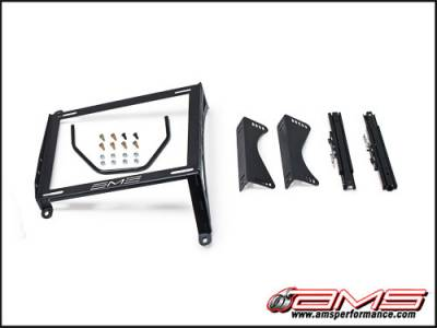 Interior / Safety - Racing Seats - AMS  - AMS Nissan R35 GT-R Racing Seat Bracket