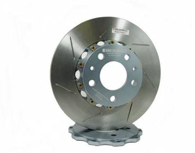 Braking - Brake Rotors Two-piece - Girodisc - Girodisc A2-021 Ferrari 308 GTB / GTS 2pc Rear Rotors