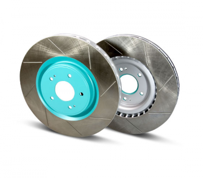 Shop by Category - Project Mu  - Project Mu Club Racer PCRDFR7010 Scion FR-S / Subaru BRZ Rear Rotor