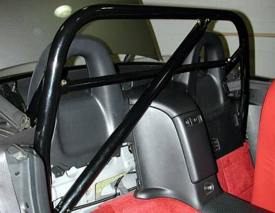 Featured Vehicles - Hard Dog  - Hard Dog Honda S2000 Roll Bar