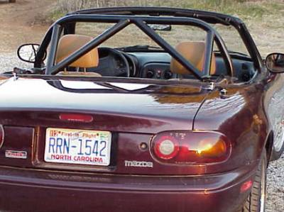 Mazda - Miata (MX-5) - Hard Dog  - Hard Dog Mazda Miata Roll Bar M1 Hard Core