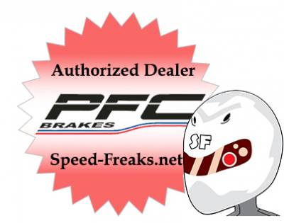 Performance Friction  - Performance Friction Brake Pads 0548.08.16.44 BMW E46 M3 & E8X Z4M Rear - Image 5
