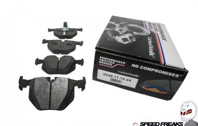 Performance Friction  - Performance Friction Brake Pads 0548.11.16.44 BMW