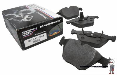 Featured Vehicles - BMW - Performance Friction  - Performance Friction Front Brake Pads 0918.11.19.44 BMW M3 08-13, 11 1M, 07-09 335