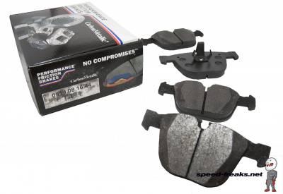 M Series - E9X M3 2008-2011 - Performance Friction  - Performance Friction Rear Brake Pads 0919.08.16.44 BMW M3 08+