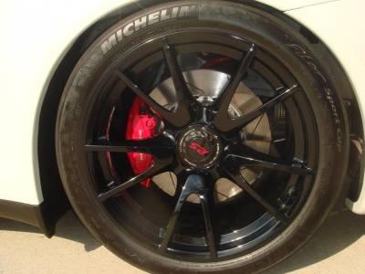 Girodisc Porsche Applications Cover