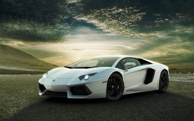 Featured Vehicles - Lamborghini  - Aventador