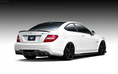 Featured Vehicles - Mercedes  - C63 AMG