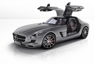Featured Vehicles - Mercedes  - SLS AMG