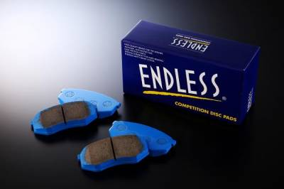 Featured Vehicles - Nissan - Endless  - Endless ME20 EP408 Nissan 350Z w/ Brembo Rear Brake Pads TEMP