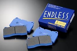 Featured Vehicles - Porsche - Endless  - Endless EIP082 Premium Performance Brake Pads Porsche