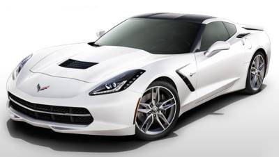 Featured Vehicles - Chevrolet - Corvette C7
