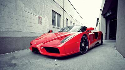 Featured Vehicles - Ferrari - Enzo