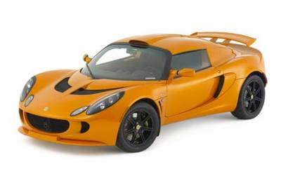 Featured Vehicles - Lotus - Exige