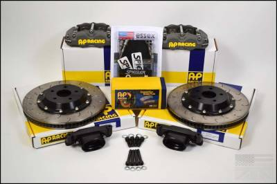 Subaru - BRZ - AP Racing - AP Racing Competition Big Brake Kit BMW Subaru/Scion BRZ / FR-S