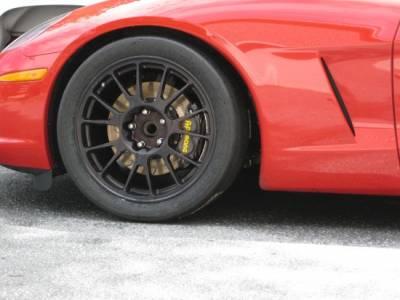 AP Racing - AP Racing Competition Front Big Brake Kit Chevrolet C6 Corvette - Image 4