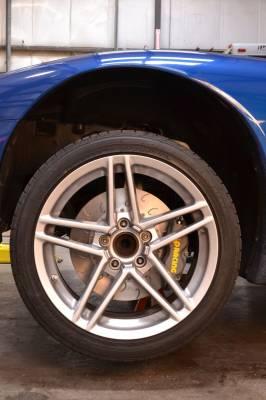 AP Racing - AP Racing Competition Front Big Brake Kit Chevrolet C6 Corvette - Image 6